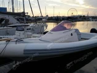 Genialboat Sea Prop Rib 34