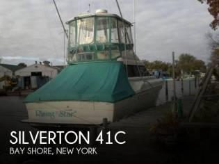 Silverton 41C
