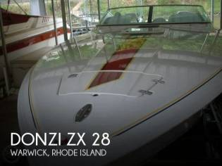 Donzi ZX 28