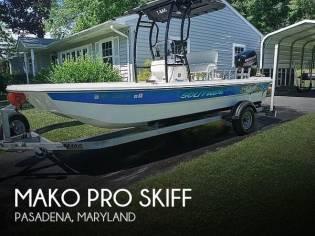 Mako Pro Skiff 19