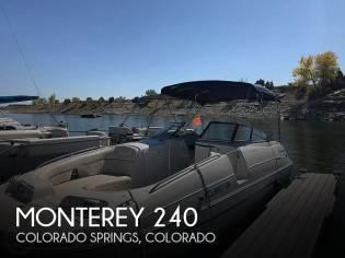 Monterey 240 explorer