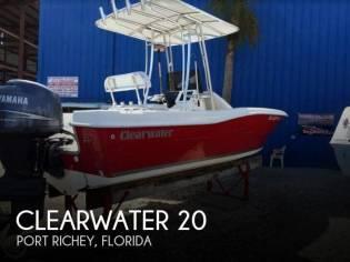 Clearwater 2100 Bay En Florida Barcos A Motor De Ocasi N
