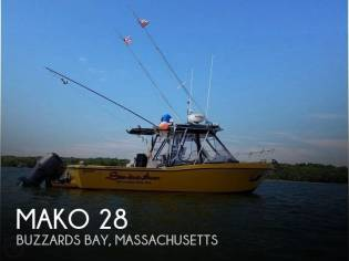 Mako 285 Dual Console Fisherman