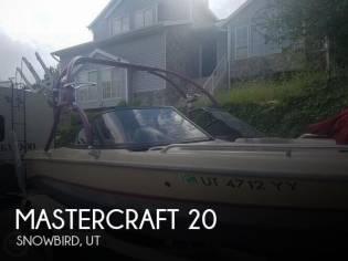 Mastercraft PROSTAR 205 Sammy Duvall LT1