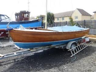 Sailboat Launch