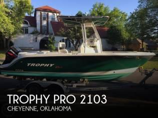 Trophy Pro 2103