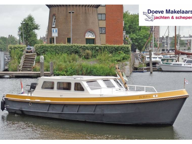 Dutch Tender 32 (Barkas)