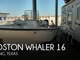 Boston Whaler 160 Dauntless