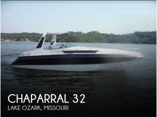 Chaparral Laser 32