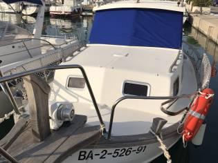 Menorquin Yacht 40