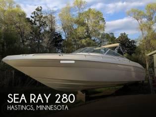 Sea Ray Bow Rider 280