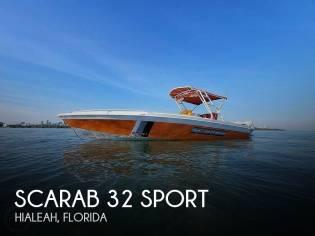 Scarab 32 Sport