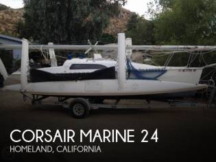 Corsair Marine F-24