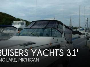 Cruisers Yachts Esprit 3160