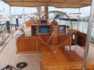 Custom Ketch Classic Yacht 28m