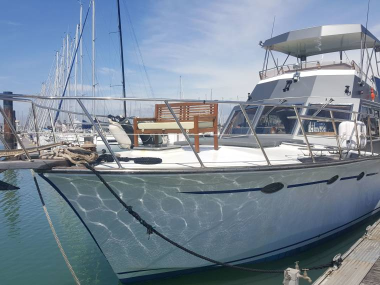 Aquarius Sailing Yacht