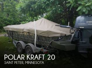 Polar Kraft SPORTSMAN 2072 XCC