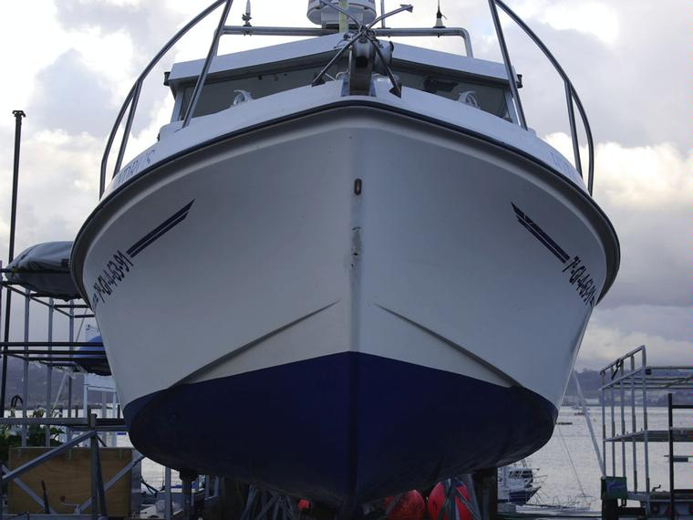 Rodman 700 en rcn a coru a barcos a motor de ocasi n for Cosas de segunda mano en coruna