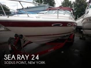 Sea Ray 240 Overnighter