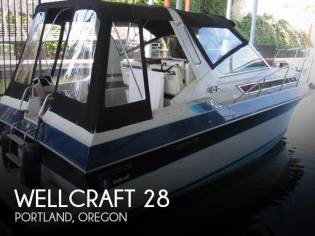 Wellcraft 2800 Monte Carlo