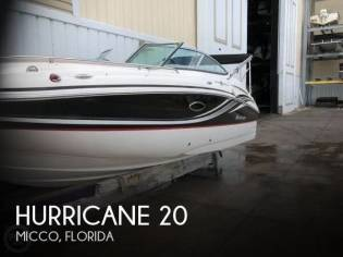 Hurricane SunDeck 2000