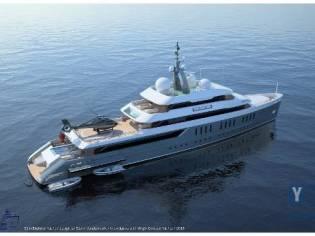Custom New Project 2017 Motor Yacht Project 60m Ex