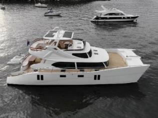 Granocean Explorer 55 Power catamaran