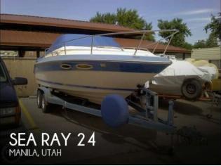 Sea Ray 230 Cuddy Cabin