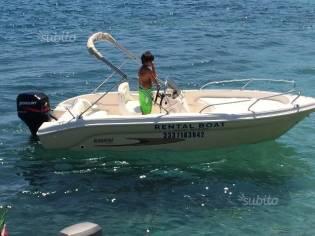 Imbarcazione Ranieri Shark 17