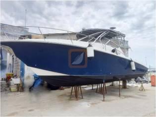Custom Sportfish 33 Cruiser