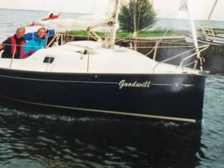 Jeanneau Sun 2000