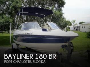 Bayliner 180 BR