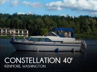 Chris-Craft Constellation Salon MY