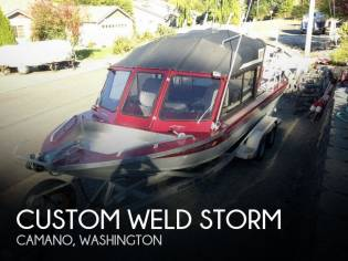 Custom Weld 21 Storm