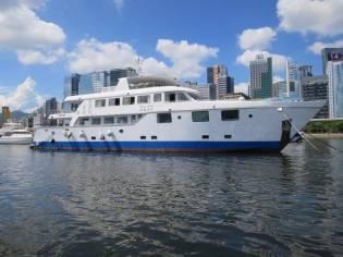 Motor Yacht China Shipyard 38M