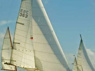 Yawl Clásico de crucero veloz