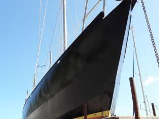 voilier acier plan Auzepy-Brenner