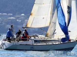 X-Yachts X 342