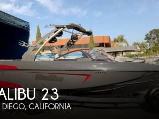Malibu 23 Wakesetter LSV