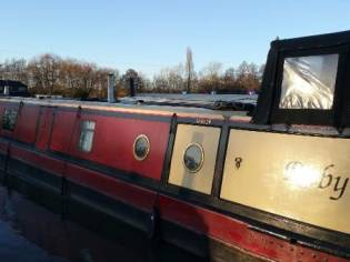 Evans & Sons Narrowboat