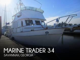 Marine Trader 34 DC