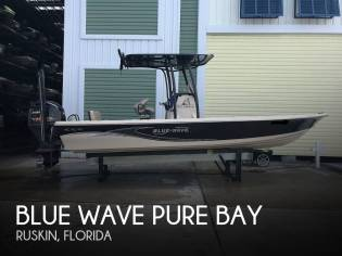 Blue Wave 2400 Pure Bay