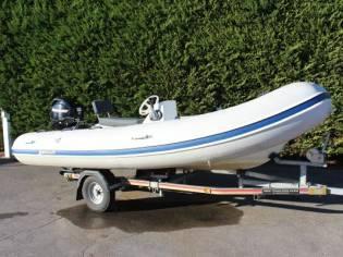 Mercury Inflatables Oceanrunner 420