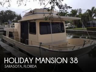 Holiday Mansion 38 Coastal Barracuda