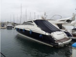 PRINCESS YACHTS PRINCESS V 58