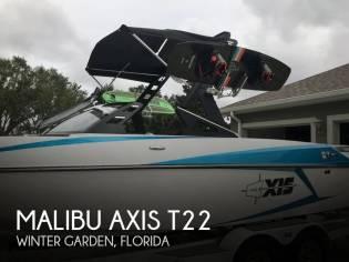 Malibu Axis T22