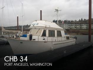 CHB 34 Double Cabin
