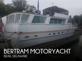 Bertram 63 Motoryacht
