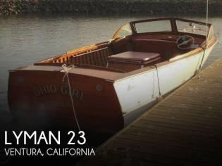 Lyman 23 Runabout
