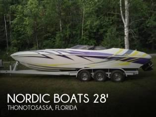 Nordic Boats 28 heat